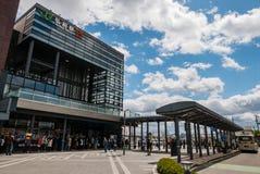 Stazione di Hirosaki Fotografie Stock