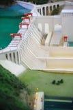 Stazione di idropotenza Fotografie Stock Libere da Diritti