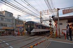 Stazione di Inari, Kyoto, Giappone Immagine Stock Libera da Diritti