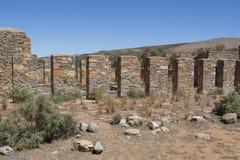 Stazione di Kanyaka - di Woolshed, Australia Meridionale fotografia stock