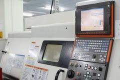 Stazione di lavoro industriale Fotografia Stock