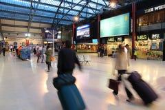 Stazione di Liverpool Immagini Stock Libere da Diritti