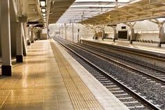 Stazione di Malboro - di Gautrain immagine stock