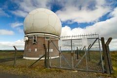 Stazione di meteorologia Fotografia Stock Libera da Diritti