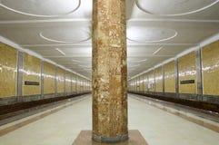 Stazione di metro 3 fotografia stock libera da diritti