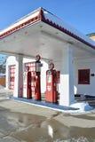 Stazione di Mobil 2 fotografia stock
