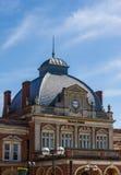 Stazione di Norwich Thorpe fotografie stock libere da diritti