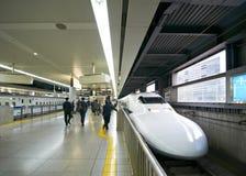 Stazione di Shinagawa Fotografia Stock Libera da Diritti