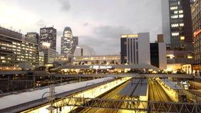 Stazione di Shinjuku Fotografie Stock