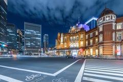 Stazione di Tokyo Immagini Stock Libere da Diritti