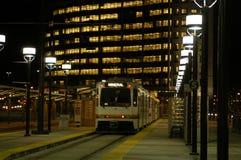 Stazione di treno Fotografia Stock