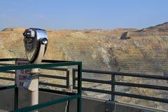 Stazione di Veiw della miniera Fotografia Stock