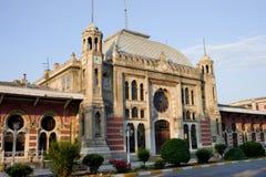 Stazione espressa di oriente a Costantinopoli immagine stock