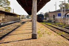 Stazione ferroviaria Immagini Stock