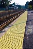 Stazione ferroviaria Fotografia Stock Libera da Diritti