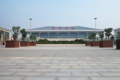 stazione ferroviaria ad alta velocità di Xi'an Immagini Stock