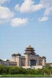 Stazione ferroviaria ad ovest di Pechino Immagine Stock