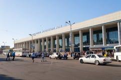 Stazione ferroviaria Almaty-1 Immagini Stock