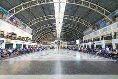 Stazione ferroviaria a Bangkok Fotografie Stock