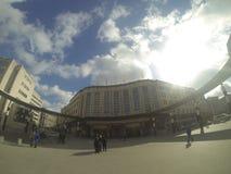 Stazione ferroviaria centrale Bruxelles Immagini Stock