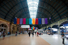Stazione ferroviaria centrale Sydney Fotografie Stock