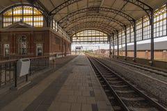 Stazione ferroviaria del CS di Den Haag fotografia stock libera da diritti