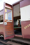 Stazione ferroviaria della strada di Nottingham vecchia immagine stock