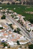 Stazione ferroviaria di Alora Fotografia Stock