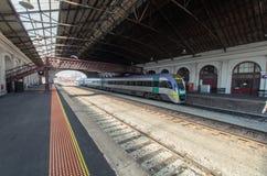 Stazione ferroviaria di Ballarat Fotografie Stock