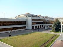 Stazione ferroviaria di Chelyabinsk Fotografie Stock