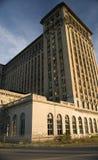 Stazione ferroviaria di Detroit Fotografia Stock