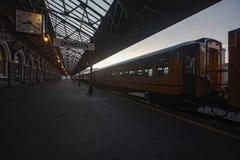 Stazione ferroviaria di Dunedin Immagini Stock