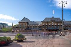 Stazione ferroviaria di Gothenburg Immagine Stock