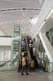 Stazione ferroviaria di Guangzhou nan Immagini Stock