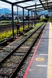 Stazione ferroviaria di Korokko Fotografie Stock