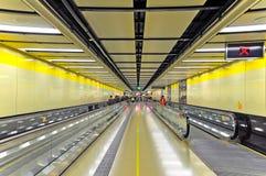 Stazione ferroviaria di Kowloon, Hong Kong Immagini Stock