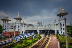 Stazione ferroviaria di Kuala Lumpur Fotografia Stock