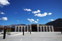 Stazione ferroviaria di Lhasa Fotografie Stock