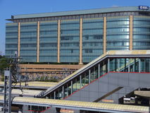 Stazione ferroviaria di Metropolitana-Nord di Stamford Immagini Stock