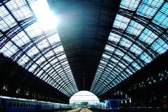 Stazione ferroviaria di Retiro Fotografie Stock