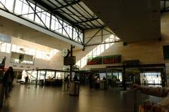 Stazione ferroviaria di Segovia-Guiomar, Spagna fotografia stock libera da diritti