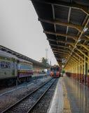 Stazione ferroviaria generale fotografia stock libera da diritti