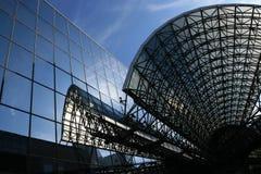 Stazione Giappone di Kyoto Immagine Stock Libera da Diritti
