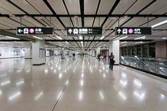 Stazione Hong Kong di Mei Foo Fotografia Stock