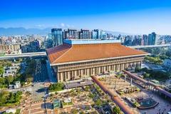 Stazione principale di Taipei Fotografie Stock