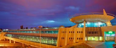 Stazione sotterranea a Kazan Fotografie Stock