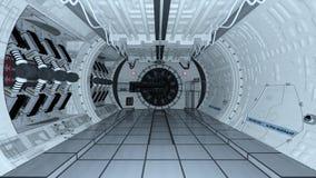 Stazione spaziale immagine stock