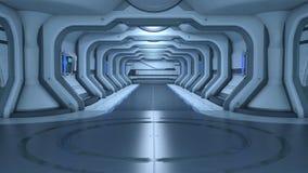 Stazione spaziale fotografie stock libere da diritti