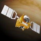Stazione spaziale Venus Express Immagine Stock