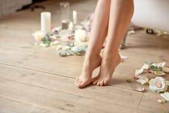 Stazione termale, bellezza e concetto del bagno di benessere Immagini Stock